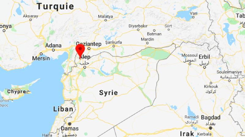 Syrie: accord conclu entre le gouvernement syrien et les kurdes sur la région d'Afrine