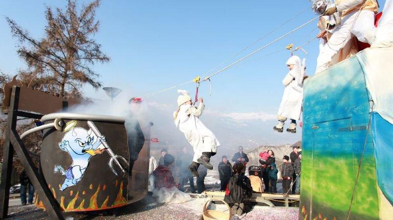 A Chalais, on s'apprête à fêter le 40ème anniversaire du carnaval.