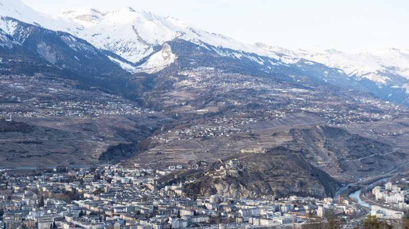 A quoi ressemblera la commune de Sion en 2030? Plusieurs communes voisines souhaitent en effet se rapprocher de la capitale.