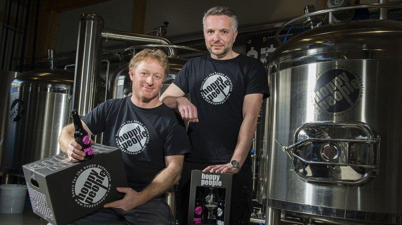 Hoppy People nommée meilleure nouvelle brasserie de Suisse par le site de référence RateBeer