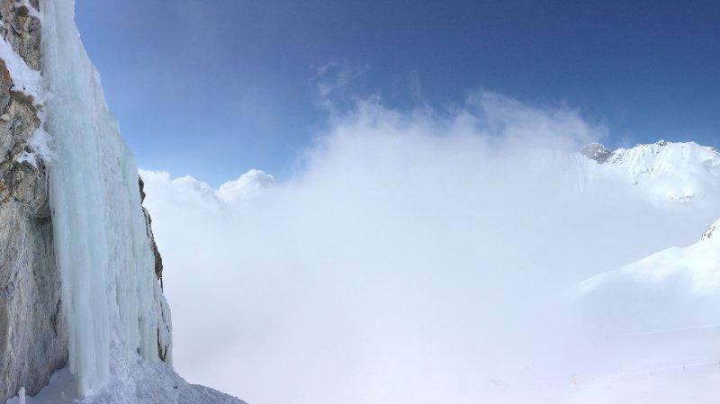 Vague de froid: le Valais grelotte sans désagrément