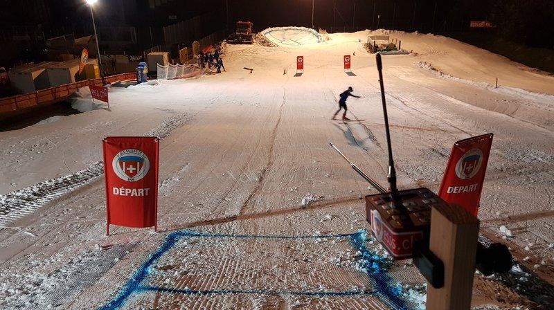 Sion: un hiver compliqué pour le Jardin des neiges