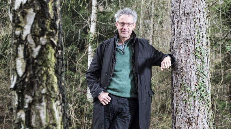 Jérôme Meizoz savoure son Prix suisse de littérature