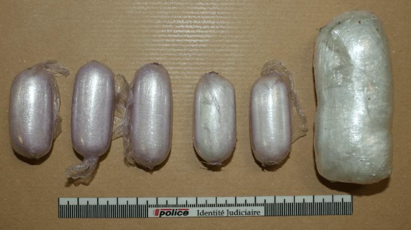 200 grammes de cocaïne ont été découverts dans un appartement de Martigny.