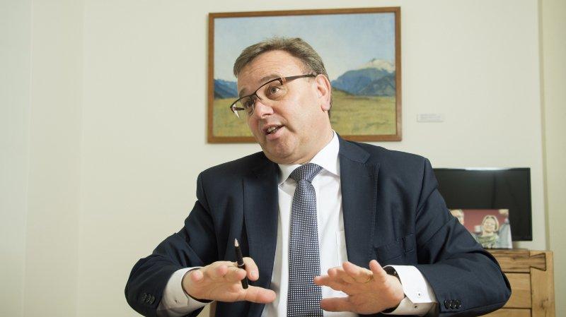«La dépendance du Valais à la péréquation fédérale doit être fortement relativisée»