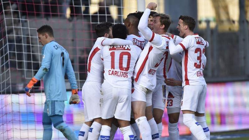 Le FC Sion joue son destin contre le FC Thoune