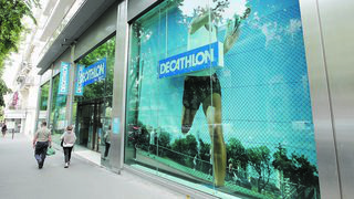L'enseigne d'articles de sport Decathlon confirme son intérêt pour le Valais