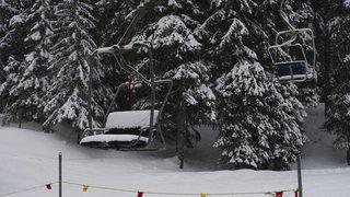 Des fêtes de fin d'année en demi-teinte pour les domaines skiables valaisans