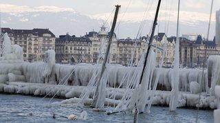 Une vague de froid polaire est attendue en Suisse à partir de dimanche