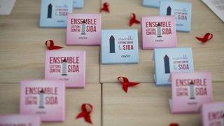 Santé: seuls 3 Romands sur 10 sont «préoccupés» par le sida