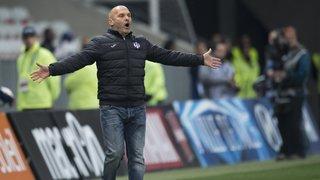 Pour Pascal Dupraz, le FC Sion n'est pas encore en Challenge League