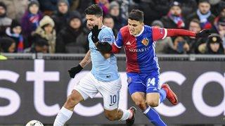 Ligue des champions: le FC Bâle s'incline lourdement 4-0 contre Manchester City