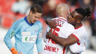 Super League: le FC Sion remporte le derby romand face au Lausanne-Sport