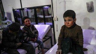 Syrie: l'armée de Bachar al-Assad a tué au moins 30 civils, dont 20 enfants, dans une enclave rebelle