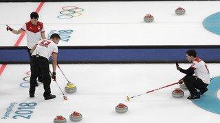LIVE JO 2018 - curling: les Suisses s'inclinent face à la Corée