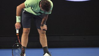 Tennis: Wawrinka renonce à Indian Wells et à Miami