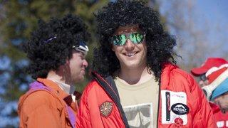 Combinaisons et skis rétros seront à la fête samedi aux Crosets