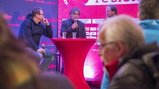 Maurizio Jacobacci: «Le FC Sion m'a fait perdre cinq kilos en deux semaines»