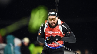 Benjamin Weger sélectionné pour les Jeux