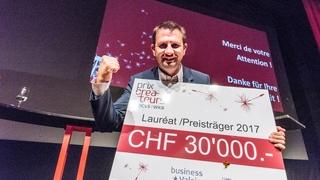Un concours  pour les Valaisans innovateurs