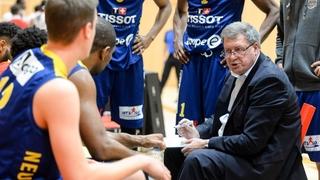 Le BBC Monthey retrouve son ancien et bouillant coach