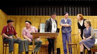 Les patoisants de Bagnes remettent  le couvert l'espace de cinq représentations