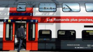 Handicap: feu vert aux trains à deux étages