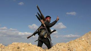 Les pro-Assad visent Afrine