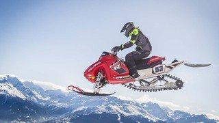 International SnowCross, Manche du championnat suisse de motoneige.