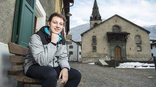 Un collégien argentin en quête de ses racines valaisannes