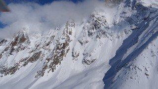 Une Valaisanne de 40 ans a perdu la vie après avoir été emportée par une avalanche à Arolla