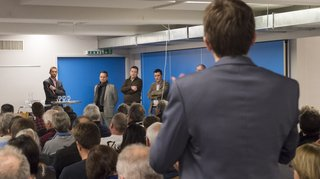 Association de communes du Haut-Lac: les présidents face à leurs citoyens
