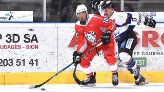 Le HC Sion s'offre un puck de demi-finale