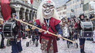 Carnaval de Sion : 35'000 personnes au grand cortège