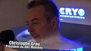 Valais: les adeptes de la cryothérapie ne craignent pas le froid ou si peu, la preuve dans ce centre à Monthey