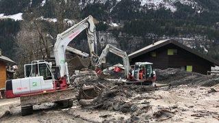 Champéry: travaux prévus pour sécuriser le Gleux