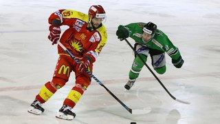 Le HC Sierre se hisse en demi-finale