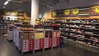 En 2017, les vins AOC Valais ont réussi à stopper la baisse des ventes en grande distribution