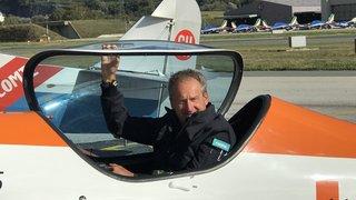 Sion: la future voiture volante enthousiasme le monde valaisan de l'innovation