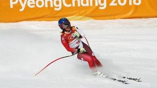 Lara Gut a raté ses Jeux olympiques. Le commentaire de Patricia Morand
