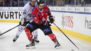 Vincent Praplan joue peut-être son avenir en NHL lors des Jeux olympiques