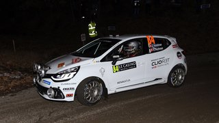 Les Valaisans Ismaël Vuistiner et Florine Kummer luttent contre le chrono, la fatigue et la douleur au rallye Monte-Carlo
