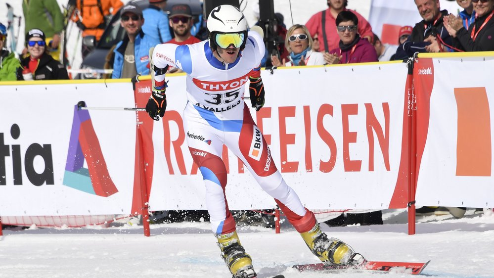 Nicolas Michel rêve désormais de remporter l'or mondial et olympique.