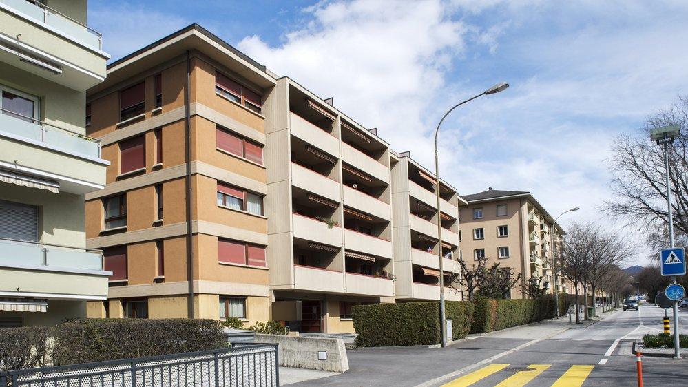 Deux jours de suite en avril 2015, les protagonistes s'étaient battus au couteau dans ce secteur de l'avenue du Petit-Chasseur à Sion.