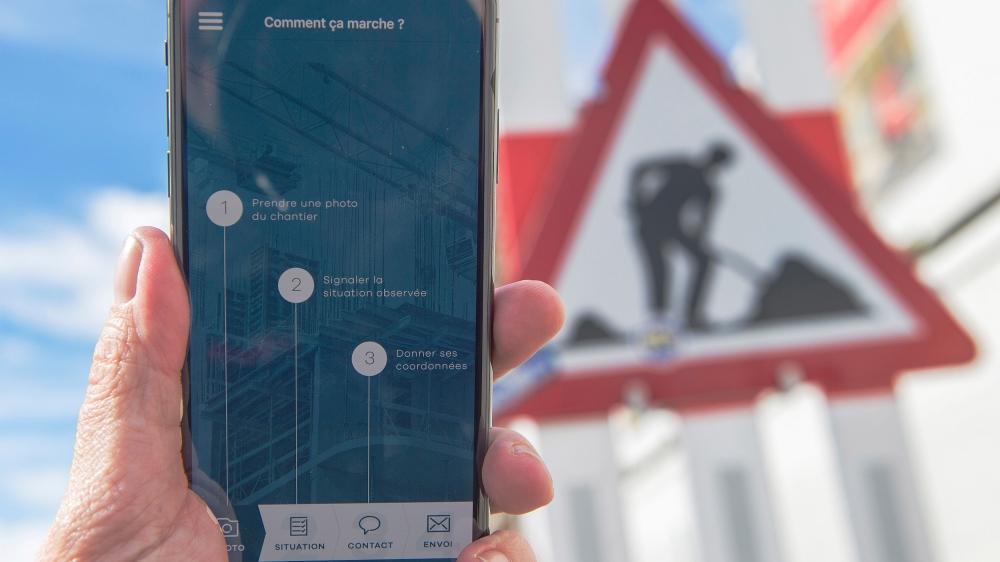 Lancée hier par l'Association valaisanne pour le renforcement des contrôles sur les chantiers de construction, l'application mobile permettant à la population de signaler en tout temps les chantiers illégaux devra-t-elle être supprimée?