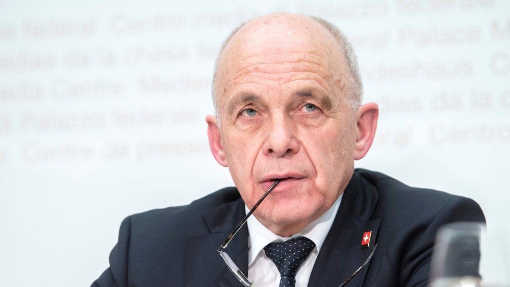 Ueli Maurer a relancé, hier, la réforme de la fiscalité des entreprises.