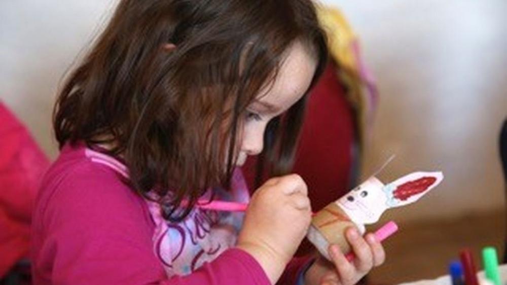 L'atelier Panpan le lapin permettra aux enfants d'en fabriquer un.