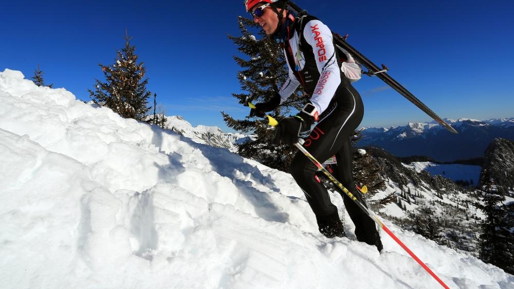 Le ski-alpinisme professionnel suisse ne va pas vers les beaux jours, lui qui est aujourd'hui menacé.
