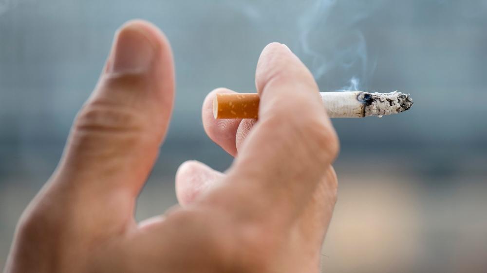 Les partis de droite sont contre la nouvelle loi sur le tabac.