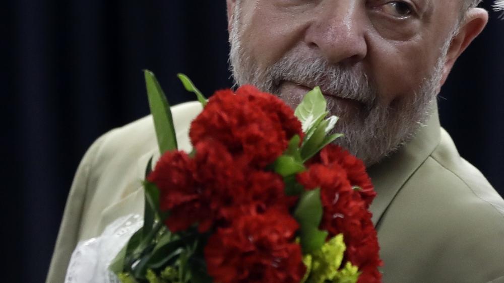 Lula continue sa précampagne électorale, déterminé à lutter contre un «complot» pour l'empêcher de se représenter à la présidentielle.